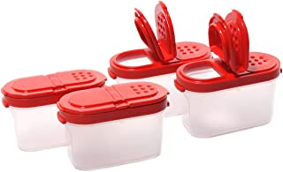 Best tupperware small spice containers Reviews