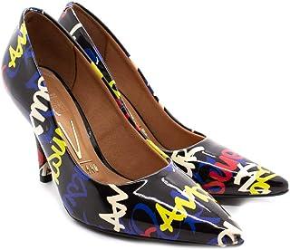 a90d017d327 Moda - Preto - Sapatos Sociais / Calçados na Amazon.com.br