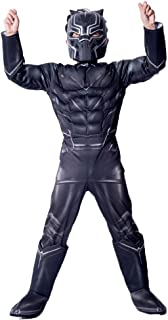 Black Panther Child Costume Masquerade Halloween Costume …