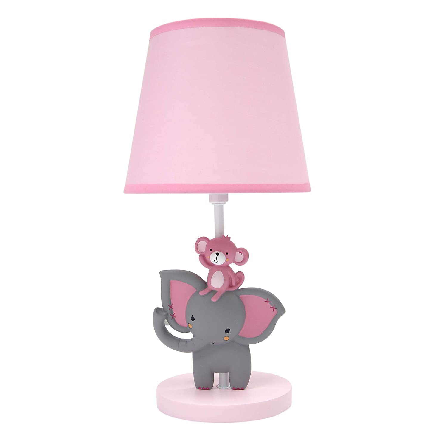 Bedtime Originals Twinkle Toes Lamp Shade Pink Bulb Max 64% OFF gift with