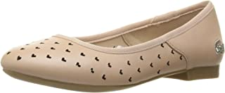 Lacoste Kids' Misselle Slip 117 1 CAC Sneaker Natural 13 M US Little Kid