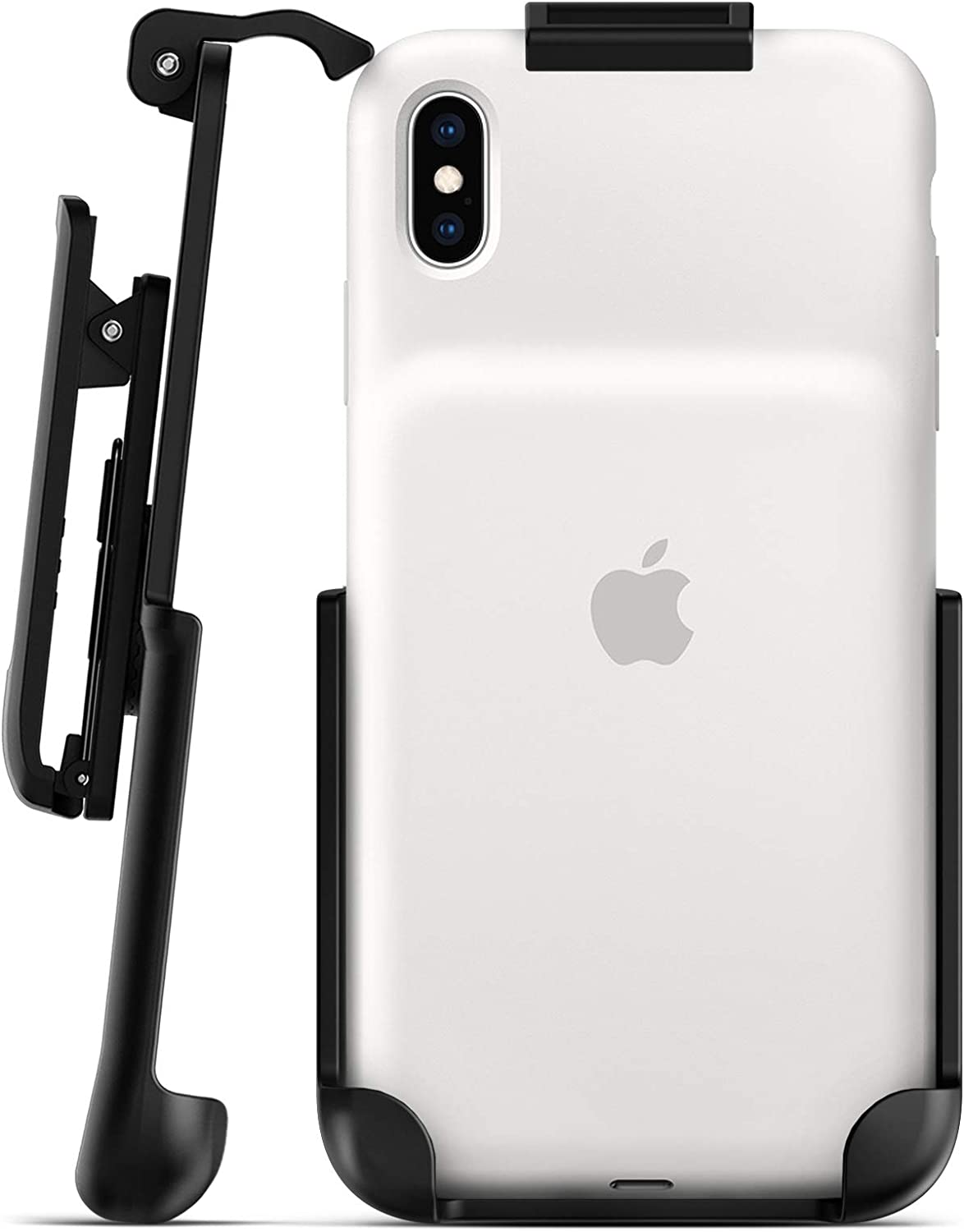 Encased Belt Clip for Apple Smart Battery Case - iPhone X, iPhone Xs (Holster Only, Case is not Included)