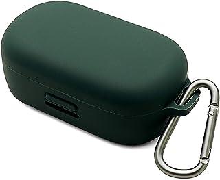 NNGT Bose Quietcomfort hörlurar skyddande fodral för hörlurar, fullt skyddande tjockt mjukt silikonfodral laddningsbart hö...