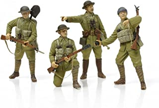 タミヤ 1/35 ミリタリーコレクションシリーズ No.09 イギリス陸軍 歩兵・小火器セット プラモデル 32409