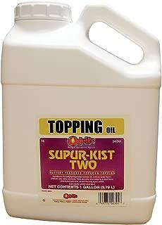 O'Dells Popcorn Supur-Kist Topping (Gallon) Non-Trans Fat