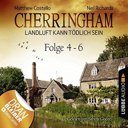 Cherringham - Landluft kann tödlich sein: Sammelband 2 (Cherringham 4-6) Titelbild