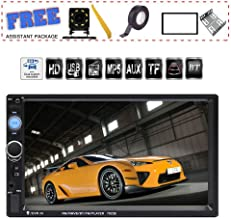 TDYJWELL 7 inch Double Din Touch Screen Car Stereo...