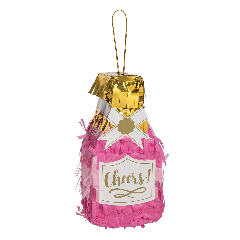 Champagne Mini Creative Brands Slant Collections Petite Pinata