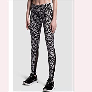 HXLG Women's Yoga Pants,Shapewear Leggings Tights Workout Gym Sports Pants Training Pants Casual Trousers (Size : M)