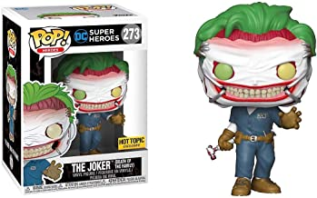 POP! Funko DC Super Heroes The Joker (Death of The Family) Exclusive
