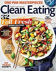 Clean Eating Print Magazine Subscription