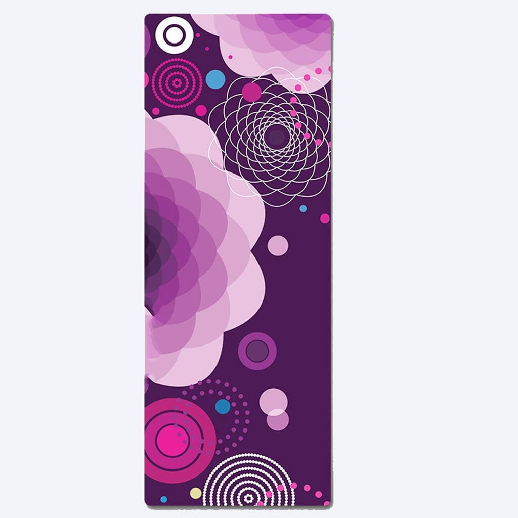LXFei Yoga Mat Beginner Thickening Soft Multi-color Wide Lightwe Raleigh Denver Mall Mall