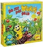 Zoch-El Gusano está dentado y 15 Cubos de Colores de Madera – Juego de niños del año 2011 1. (Noris Spiele 601131835AMA)