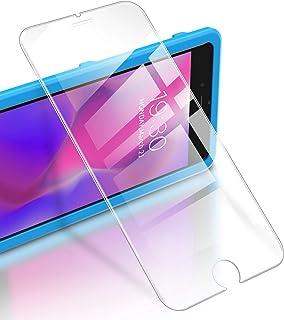 RIWNNI [3 Pezzi Vetro Temperato per iPhone 8/7/SE 2020, 9H Durezza Pellicola Protettiva Ultra Sottile Protezione Schermo S...