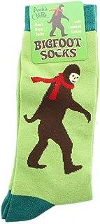 Accoutrements Bigfoot Men's Crew Socks
