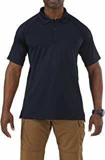 Tactical Performance Short Sleeve Polo Shirt, Moisture Wicking Polyester, Style 71049