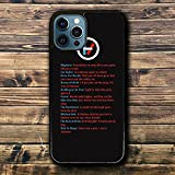 DXX-HR Funda iPhone 6 Plus Case,iPhone 6S Plus Case Black TPU Shockproof Soft Silicone Cases Cover LY-RIC-CS of T-Wen-TY ON M-258