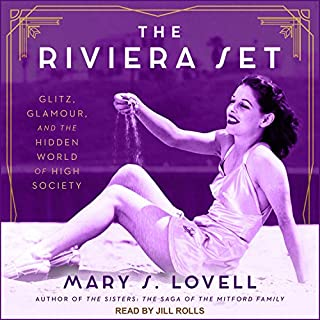 The Riviera Set audiobook cover art
