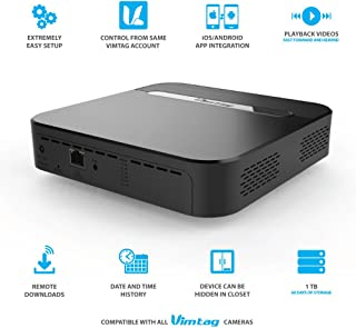 Vimtag S1 Cloud Storage Box 1TB | Compatible With All Vimtag Cameras
