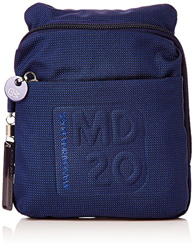 Mandarina Duck Md20 15116mn6, Borsa a tracolla, Bleu (Dress Blue 08Q) (Blu) - 15116mn6_Dress Blue 08q