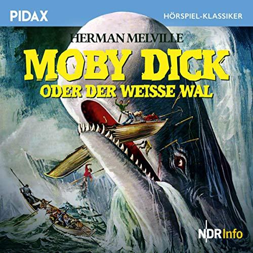 Moby Dick oder Der weiße Wal Titelbild