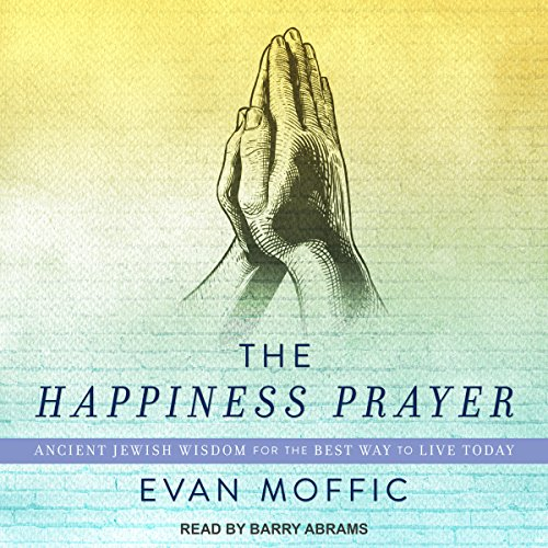 The Happiness Prayer audiobook cover art