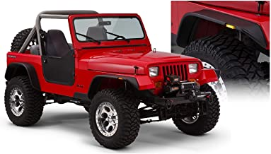 Best jeep tj flares Reviews