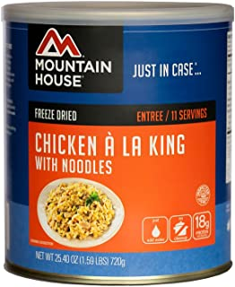 Mountain House Chicken a la King with Noodles