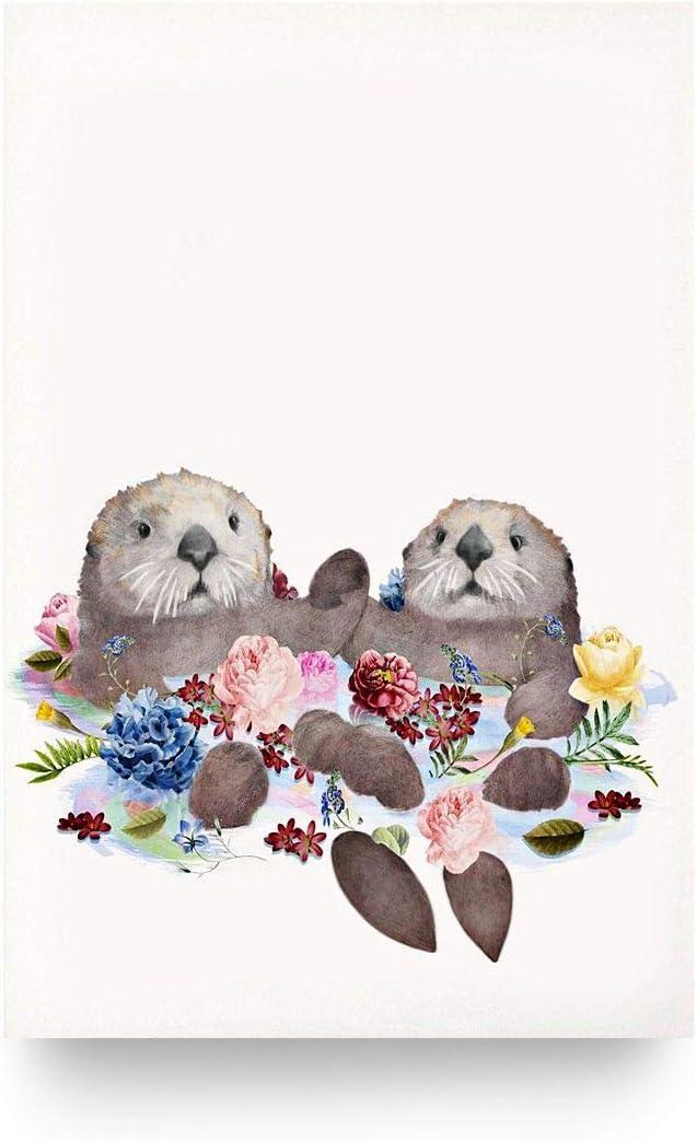 Otter Design PicturePhoto Frame Portrait Or Landscape 6x4 Nature Gift 252
