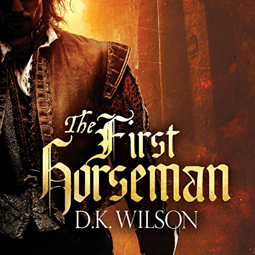 The First Horseman audiobook cover art