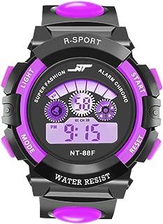 HahaGift Multifunctional Digital Wrist Watches for Boys Girls, Kids