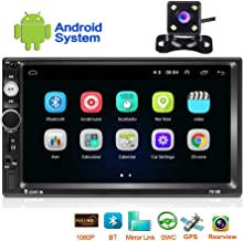 Best double din radio with mirror link Reviews
