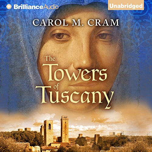 The Towers of Tuscany audiobook cover art