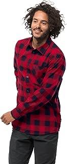 Jack Wolfskin Men's RED River Shirt Mens