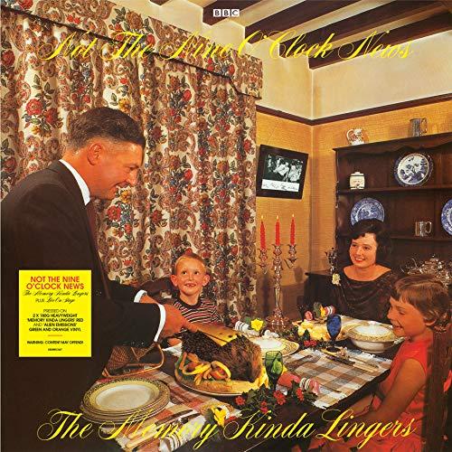 180-Gram 'Memory Kinda Lingers' Red & 'AlienEmissions' Orange Colored Vinyl [Import Belge]