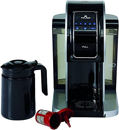 Touch Plus Single Serve Coffee Brewer