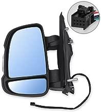 Fiat Ducato 06 Spiegel Außenspiegel links Elektrisch Temperatursensor Heizung