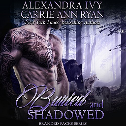 Buried and Shadowed audiobook cover art