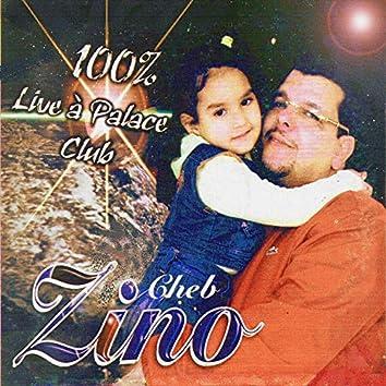 100% Live À Palace Club