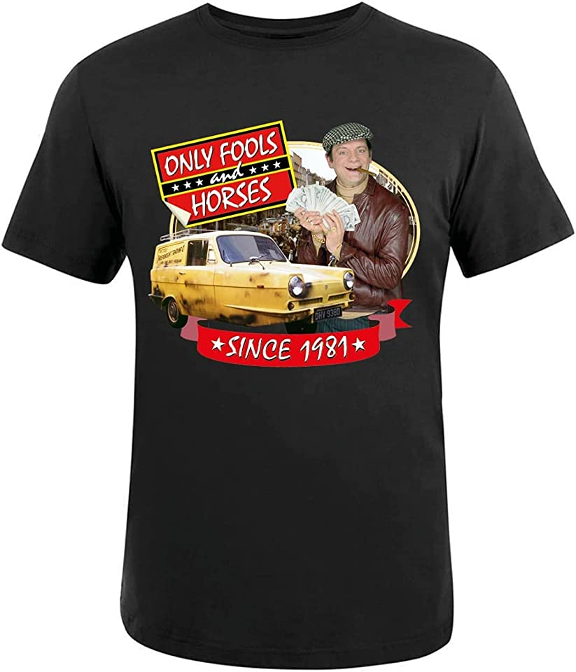 Only Fools and Horses 40th Anniversary Since 1981 Official T Shirt