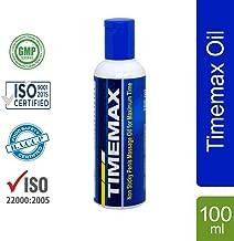 Shivalik Timemax Massage Oil (Premature Ejaculation) 100 ML Bottle Pack