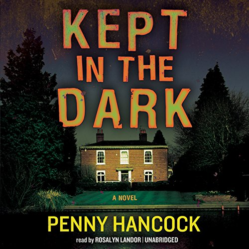 Kept in the Dark audiobook cover art