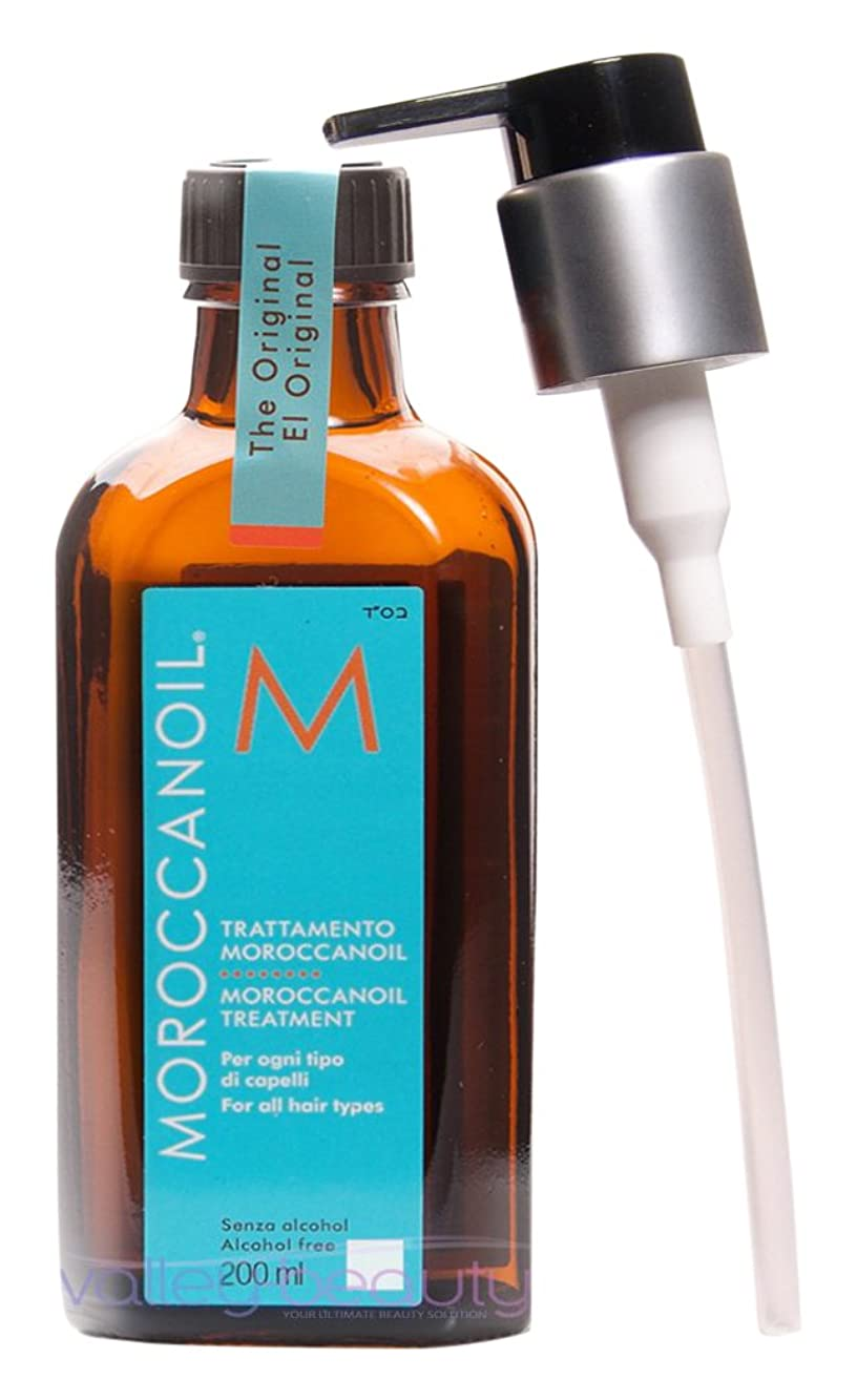 モロッカンオイル Moroccanoil Treatment - Original (For All Hair Types) 200ml/6.8oz並行輸入品