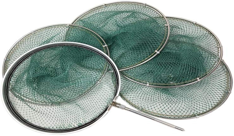 BYWWANG Durchmesser 25cm Angeln Gatter Lnge 1m Angeltasche Fischfalle Outdoor Angeln Werkzeuge Gatter Netzwerk Tpfe Werkzeuge