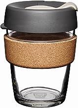 KeepCup Taza reutilizable de vidrio para café, Prensa,
