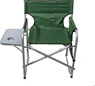 Trips chair with side table - Green