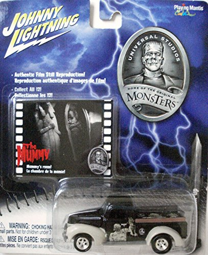 Johnny Lightning Monsters Series Mummy 1940 Ford Pick up No. 5 of 12 by Johnny Lightning