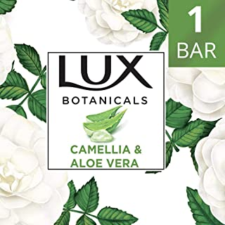 Lux Botanicals Perfumed Bar Soap for Skin Detox with Camellia And Aloe Vera, 170g