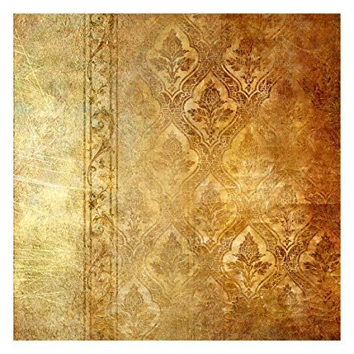 Tapete selbstklebend - The 7 Virtues - Faith - Fototapete Quadrat 192x192 cm