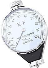 MERIGLARE Durômetro Dial Dureza Tester Shore Dure Tester a/C/D - Tipo C